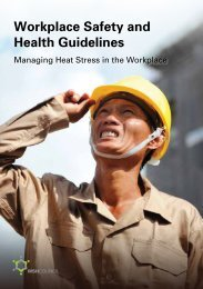 2. Heat Stress - Workplace Safety and Health Council