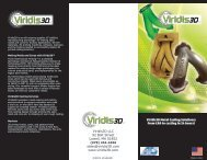 Viridis3D Metal Casting Solutions: From CAD to casting in hours!