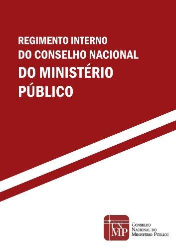 DO MINISTÉRIO PÚBLICO