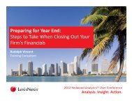 Preparing for Year End: Steps to Take When Closing Out Your Firm's ...