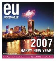 happy new year! - EU Jacksonville