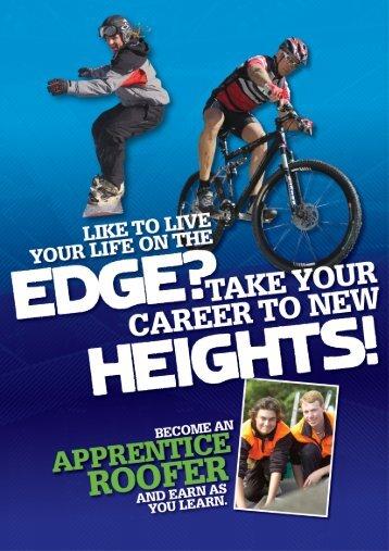 Roofing Career Brochure - Roofing Association of New Zealand