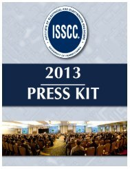 download pdf - International Solid-State Circuits Conference