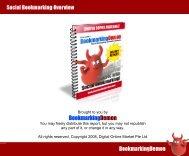 BookmarkingDemon 1 - Free Nonfiction Books