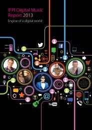 IFPI Digital Music Report 2013