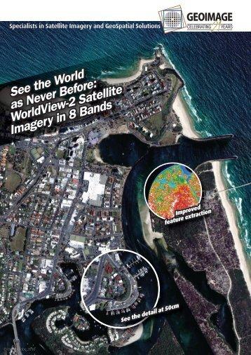 WorldView - Worldview 2 satellite