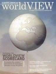 SCORECARD - worldVIEW