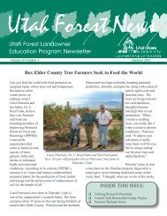 Box Elder County Tree Farmers Seek to Feed the World INSIDE ...