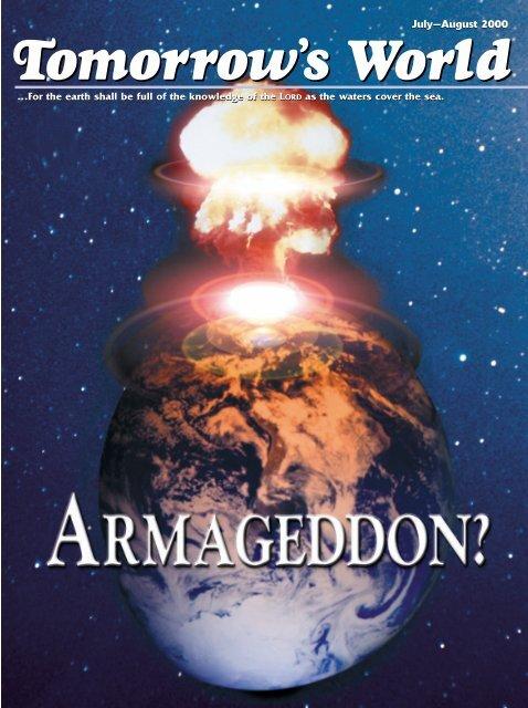 Download this Magazine Now (PDF) - Tomorrow's World