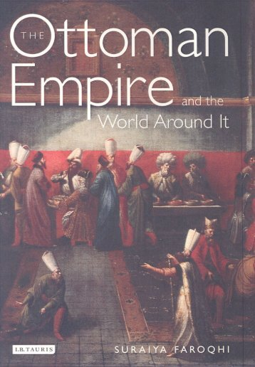 The Ottoman Empire and the World Around It - Course Information