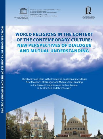 World religions in the context of the ... - unesdoc - Unesco
