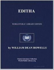 EDITHA - World eBook Library - World Public Library