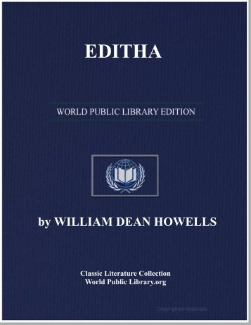 EDITHA - World eBook Library - World Public Library