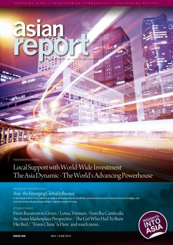 Local support with World-Wide investment The asia Dynamic - The ...