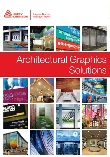 Architectural Graphics Solutions - Avery Dennison