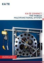 KATE Br_Compact_en.indd - KA-TE PMO AG