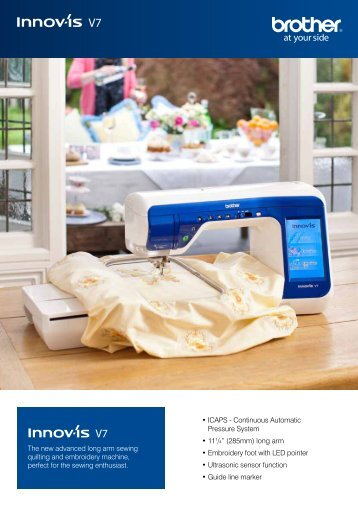 ICAPS - Brother Sewing Machines Europe GmbH