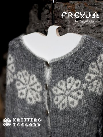 Download the Freyja pattern – free! - Knitting Iceland