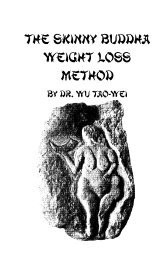 The Skinny Buddha Weight Loss Method - Bamboo Delight Company