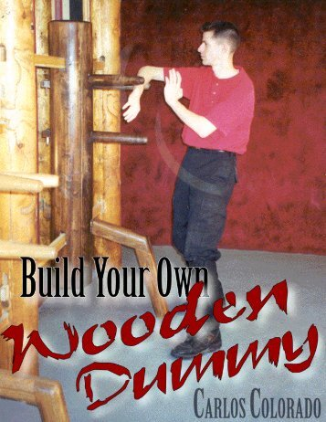 Wooden Dummy - Wood Tools