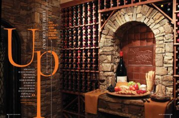 one couple's wine cellar spawns a new business ... - CellarMaker