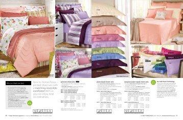 The Bedding Essentials You - HomeChoice
