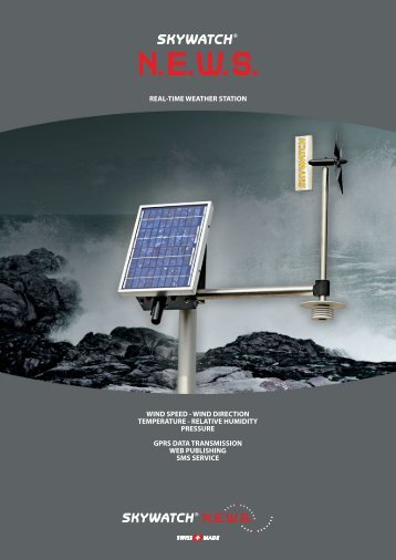 WIND DIRECTION TEMPERATURE - JDC Electronic SA