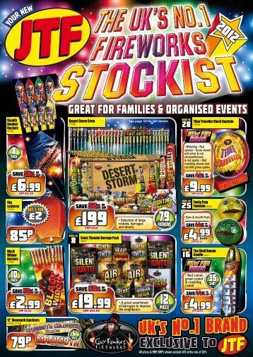 UK's NO.1 braNd - JTF Mega Discount Warehouse