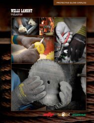 PROTECTIVE GLOVE CATALOG - Wells Lamont Industrial