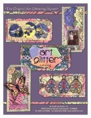 Dear Art Glitter Lovers - Artbyemm.com