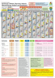 Kalender Seesh 08 - Gemeinde Sindelsdorf