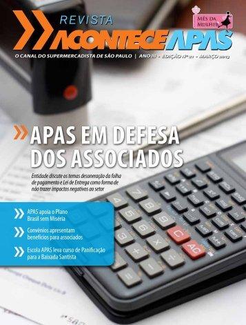 Acontece APAS - Edição 21
