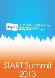 Start Broschüre 2013