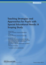 Teaching Strategies and Approaches for Pupils with Special ...