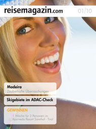 iPhone Reisemagazin.com 01 2010
