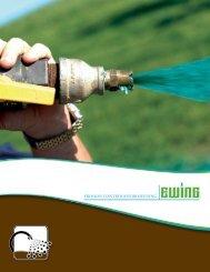 EROSION CONTROL/HYDROSEEDING - Ewing Irrigation