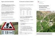 Erneuerungsarbeiten A9 Simplon Kulm - Bundesamt für Strassen