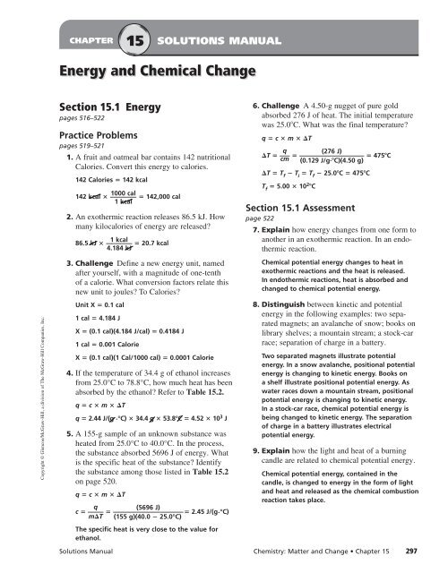 Ch 15_Solutions