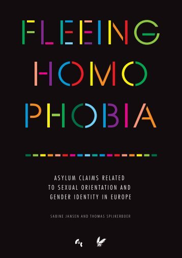 Fleeing Homophobia - European Parliament