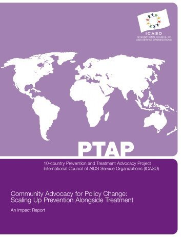 Community Advocacy for Policy Change: Scaling Up ... - icaso