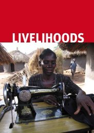 Chapter 18 Livelihoods