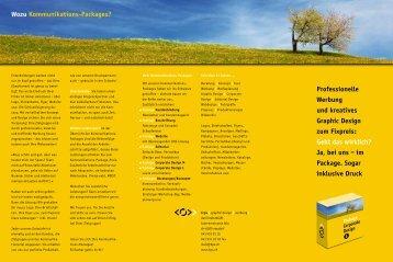 Professionelle Werbung und kreatives Graphic Design zum ... - k:ps