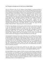 Kunstpreis der Stadt Luzern (pdf) - Die Kunstgiesserei