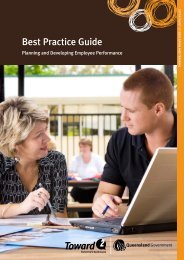 Best Practice Guide Planning and Developing Employee Performance