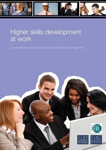 Higher skills development at work - Teaching and Learning ...