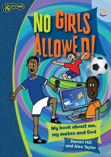 Sample pages from No Girls Allowed - Scripture Union
