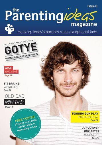 magazine NEW DAD - Parenting Ideas