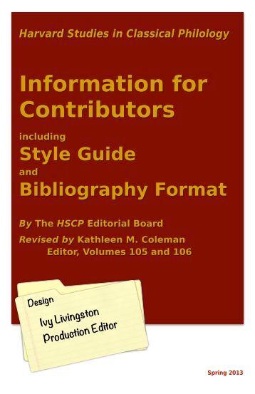 Harvard Classics - BookRags.com | Study Guides, Essays ...