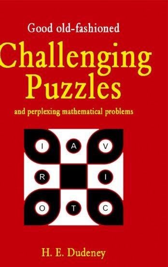 good old challenging puzzles - dudney - Arvind Gupta