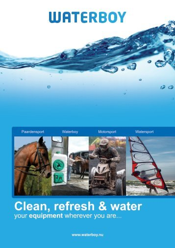 Brochure Watterboy pdf - Waterboy